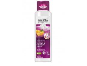 Lavera Šampón Volume pre jemné a slabé vlasy 250 ml
