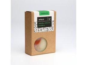 Caltha Mydlo medovka, chlorella a spirulina 100g