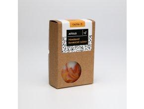 Caltha Tuhé mýdlo Pomeranč a bambucké máslo 100 g