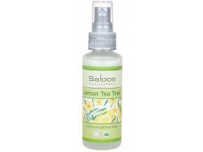 Saloos Květinová pleťová voda Lemon Tea Tree 50 ml