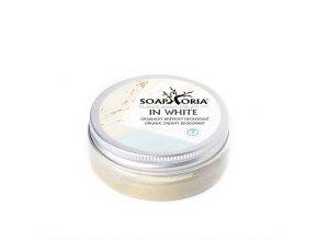 Soaphoria Organický dámsky dezodorant Soapgasm In White 50 ml