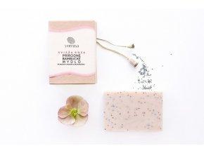 Yemna Prírodné mydlo Svieža rosa s makom a palmorůží 100 g