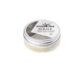 Soaphoria Organický pánský deodorant Soapgasm In Black 50 ml