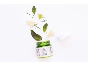 Yemna Krémový dezodorant Green   Fresh 50 ml