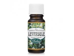 Saloos Esenciální olej Levandule 20 ml