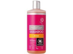 Urtekram Šampón Ružový suché vlasy 500ml BIO