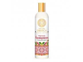 Natura siberica Loves Latvia Spevňujúci šampón 400 ml