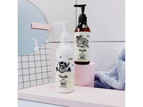 Yope Tekuté kúpeľňové mydlo Škorica & Vanilka 500 ml