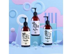 Yope Tekuté kúpeľňové mydlo Fík 500ml
