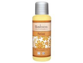 Saloos Telový a masážny olej Relax 50 ml