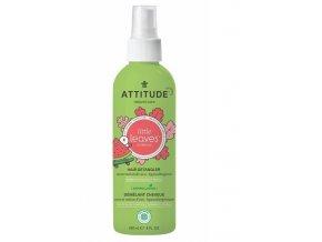 Attitude Sprej pre ľahké rozčesávanie detských vláskov s vôňou Sparkling Fun 240 ml
