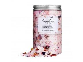 Soaphoria  Přírodní sůl do koupele Věčná krása 500 g