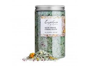 Soaphoria  Přírodní sůl do koupele Věčné zdraví 500 g