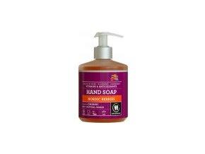 Urtekram Tekuté mýdlo na ruce se severskými bobulemi BIO 380 ml