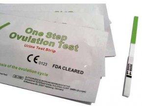 One Step Ovulačný test 10ks