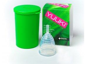 Yuuki Menstruační kalíšek 1 Soft