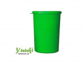 Yuuki Sterilizačné kelímok Yuuki - zelený