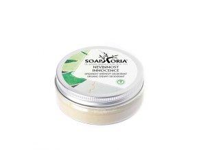 Soaphoria Organický krémový dezodorant Nevinnosť (Innocence) 50 ml