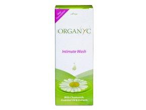 Organyc Přírodní gel pro intimní hygienu BIO 250 ml