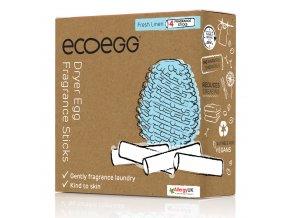Ecoegg Náplň do vajíčka do sušičky svieži bavlna