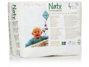 Eco by Naty Babycare Naťahovacie plienkové nohavičky Maxi 8 - 15 kg 22 ks