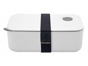 Yoko Design Box na jedlo biely