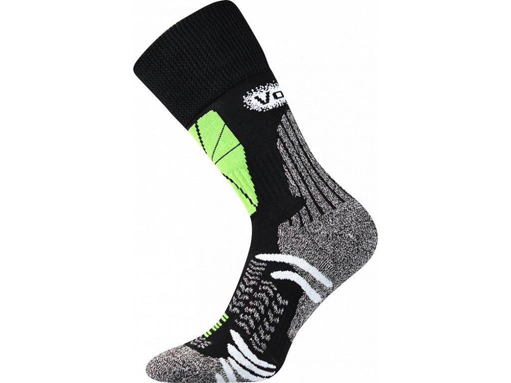 Sportovní Ponožky VoXX Solution černá - FoltynTextil.cz 200cdb852c