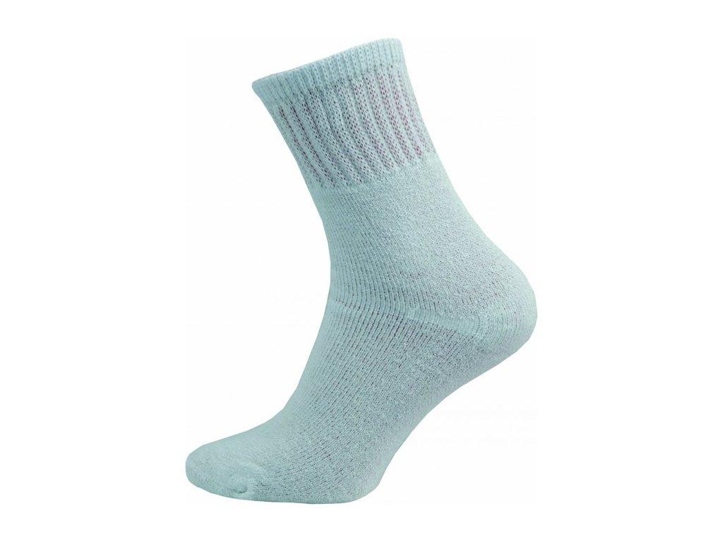 Froté Ponožky NOVIA 195FI bílé - FoltynTextil.cz 1f257c87b8