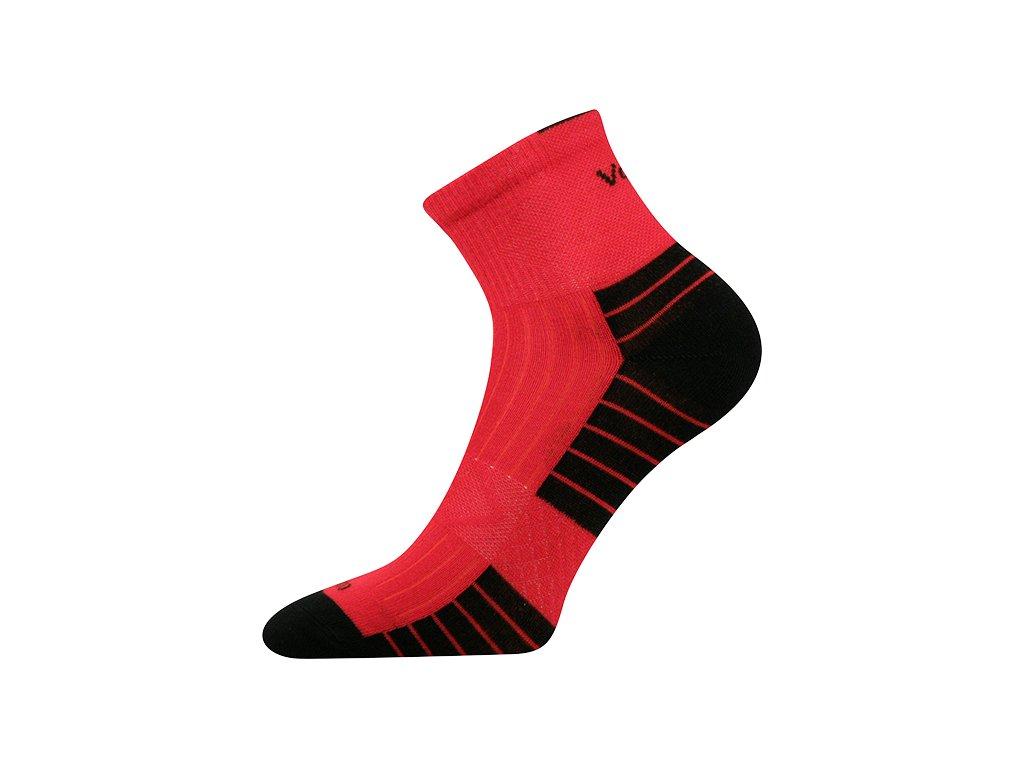 Sportovní Ponožky VoXX Belkin červená - FoltynTextil.cz c20107e73f