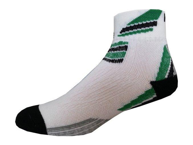 Sportovní Ponožky NOVIA Sport Collection Total zelená