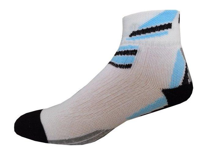 Sportovní Ponožky NOVIA Sport Collection Total modrá
