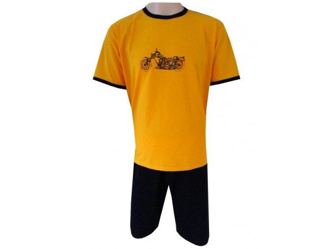 Pánské Pyžamo Krátké FOLTÝN PK 62