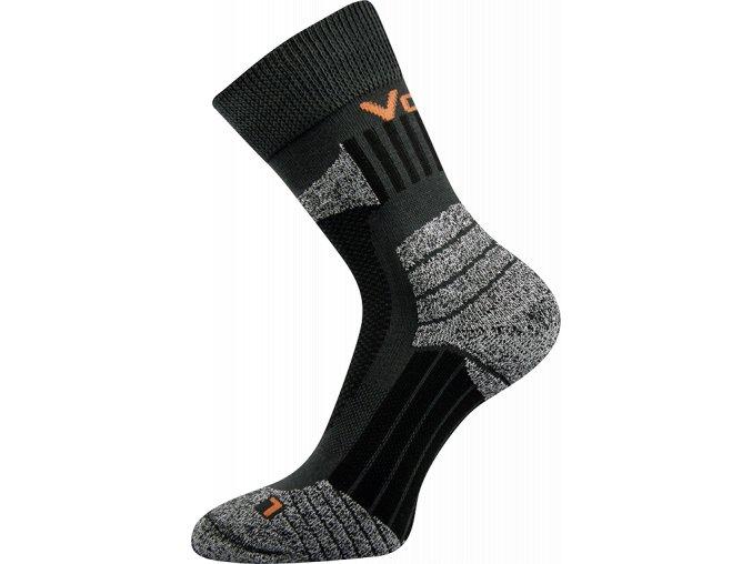 Sportovní Ponožky VoXX Egoist tmavě šedá