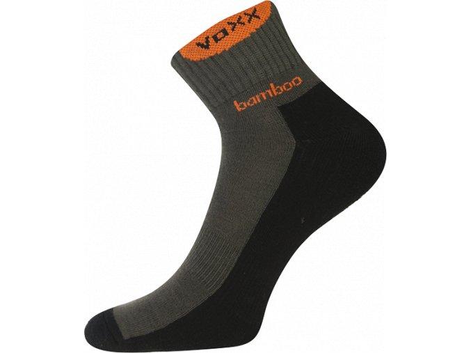 Sportovní Ponožky VoXX Brooke tmavě šedá