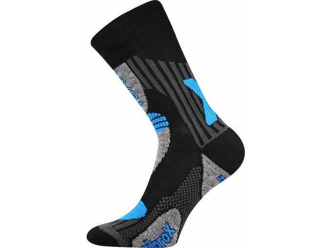 Sportovní Ponožky VoXX Vision černomodrá