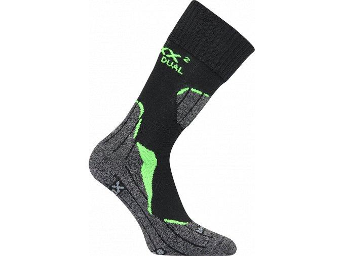 Sportovní Ponožky VoXX Dualix černá