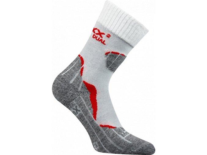 Sportovní Ponožky VoXX Dualix bílá