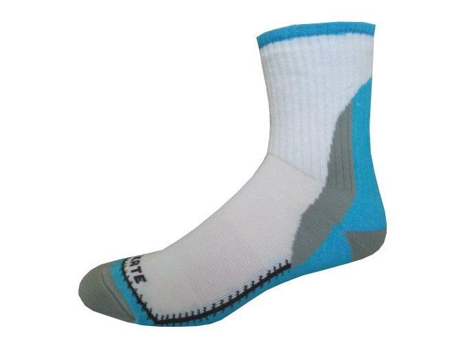 Sportovní Ponožky NOVIA Skate modrá
