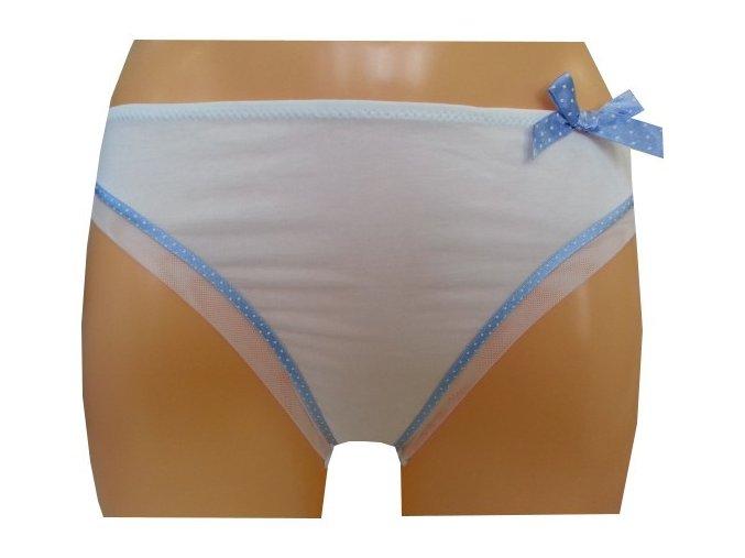 Dámské Kalhotky Novia NL15 bílá