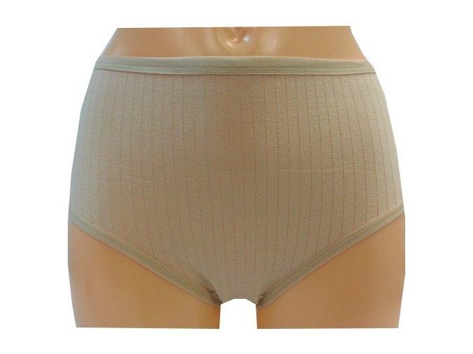 Dámské Maxi Kalhotky Novia M203 tělová