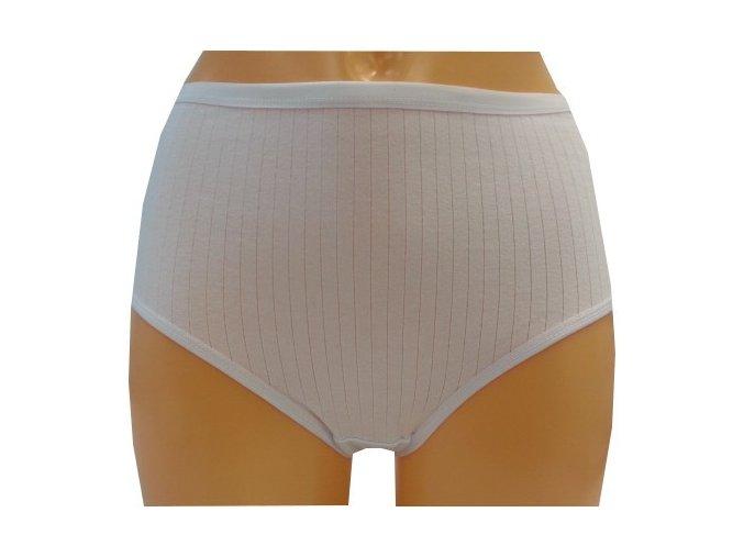 Dámské Maxi Kalhotky Novia M203 bílá