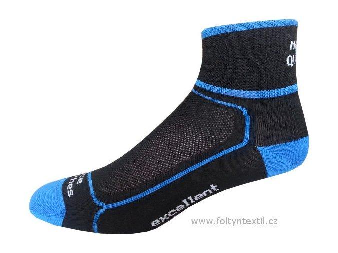 Sportovní Ponožky NOVIA Cyklo Excellent 02