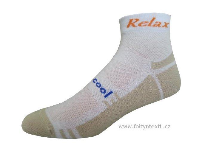 Sportovní Ponožky NOVIA RELAX 03