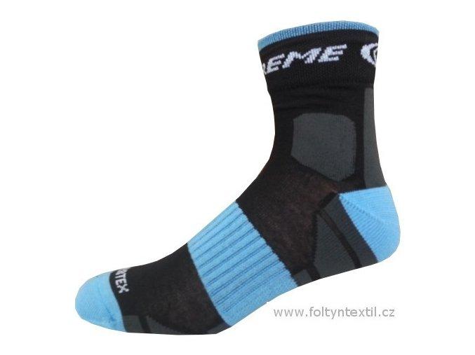 Sportovní Ponožky NOVIA Silvertex extreme světle modré