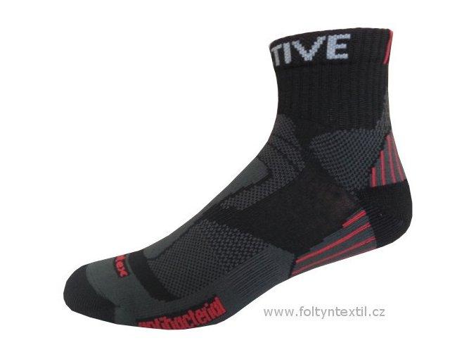 Sportovní Ponožky NOVIA Silvertex Active 01