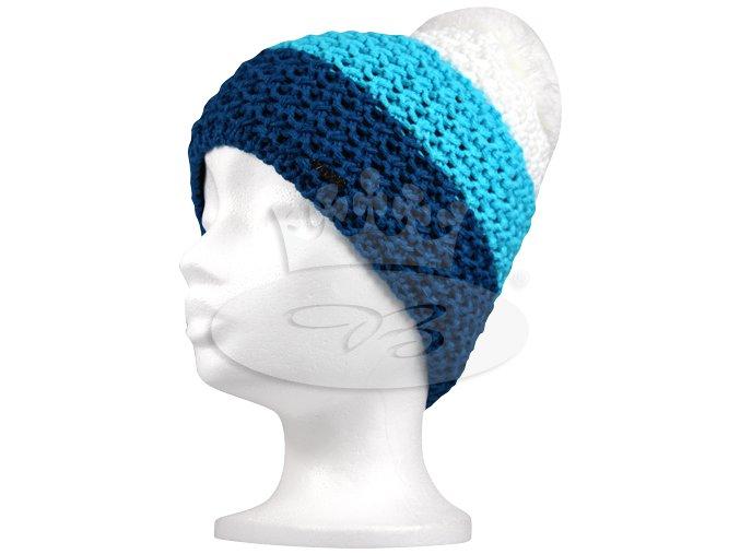 dámská čepice VoXX Avalanche modrá
