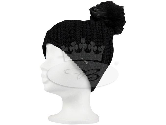 dámská čepice VoXX Encore černá
