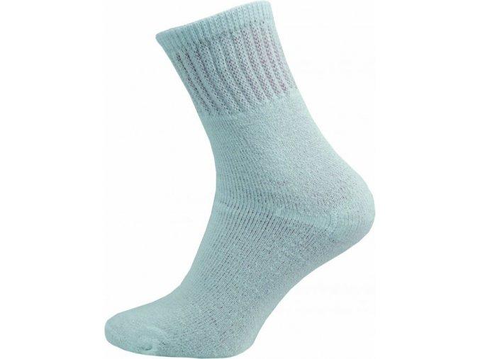 Froté Ponožky NOVIA 195FI bílé
