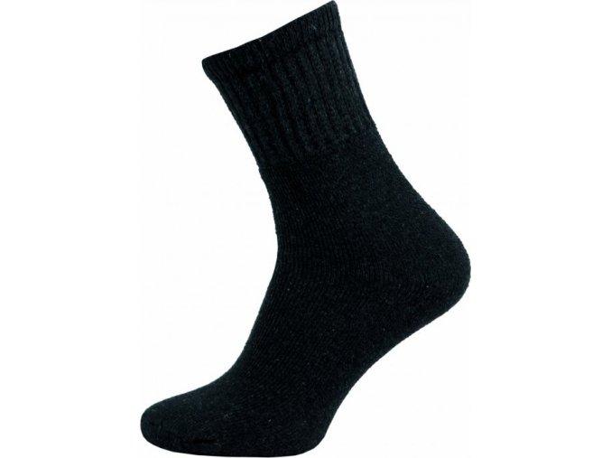 Froté Ponožky NOVIA 195FI černé