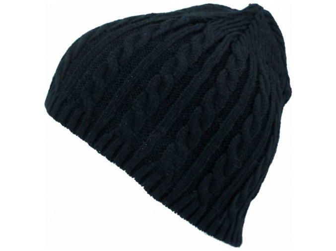 dámská čepice Novia N004 černá